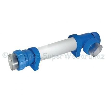 UV-C Tech fertőtlenítő, sóbontós medencékhez, 30 m3 méretig Blue Lagoon - RÖVID