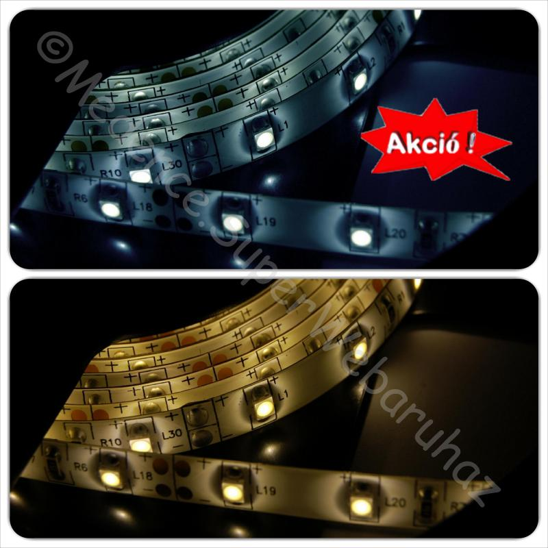 Világító LED szalag 3 m SMD 3528