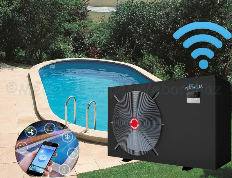 WIFI modul Comfort hőszivattyúhoz