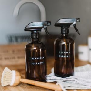 Környezetbarát tisztítószerek