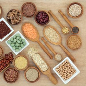 Makrobiotikus élelmiszerek