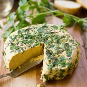 Növényi sajtízű szendvicsfeltét