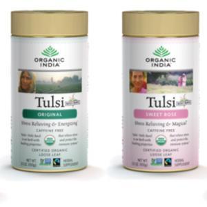 Tulsi teák
