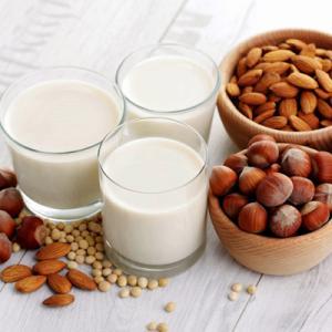 Vegán tejtermék helyettesítők