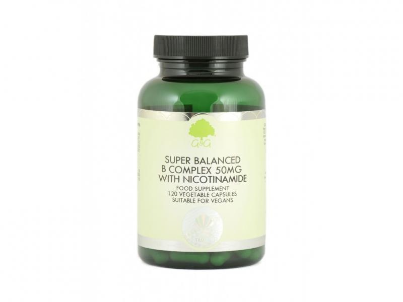B-vitamin komplex - 120 kapszula