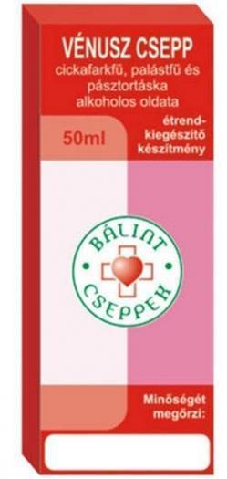 BÁLINT CSEPPEK VÉNUSZ 50ML