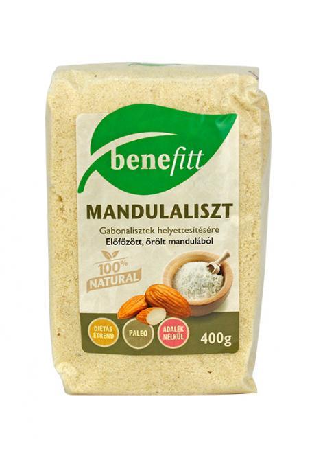 BENEFITT MANDULALISZT 250G