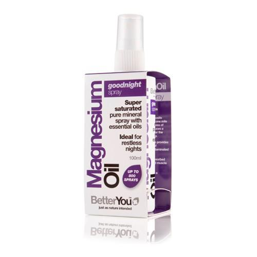 BETTERYOU MAGNÉZIUM OLAJ GOODNIGHT SPRAY 100ML
