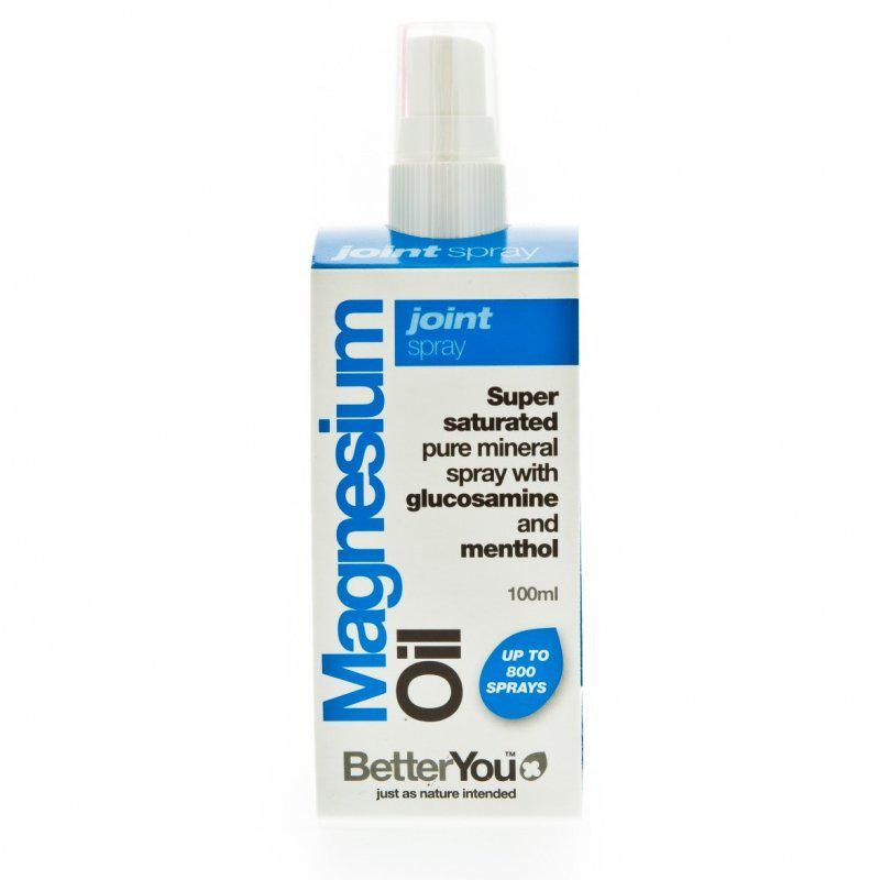 BETTERYOU MAGNÉZIUM OLAJ JOINT SPRAY 100ML