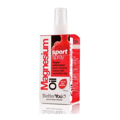 BETTERYOU MAGNÉZIUM OLAJ SPORT SPRAY 100ML
