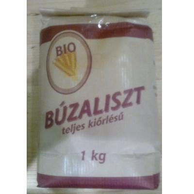 Bio búzaliszt teljesőrlésű - 1kg