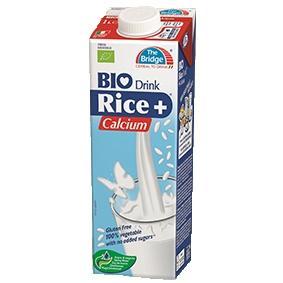 Bio rizsital kálciumos The Bridge - 1000ml