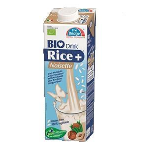 Bio rizsital mogyorós The Bridge - 1000ml
