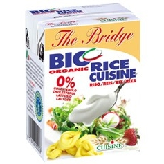BIO THE BRIDGE RIZSKRÉM FŐZÉSHEZ 200ML