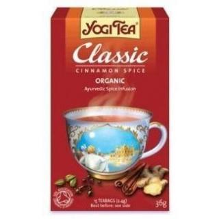 BIO YOGI TEA CLASSIC FILTERES 36G