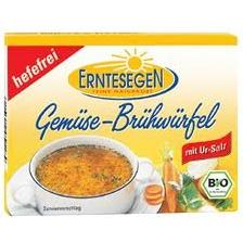 Bio zöldségleves kocka Erntesegen - 6 db