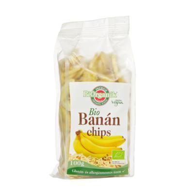 BiOrganik BIO banánchips 100g