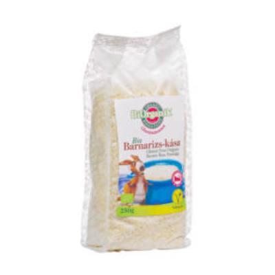 BiOrganik BIO gluténmentes barnarizs kása 200g