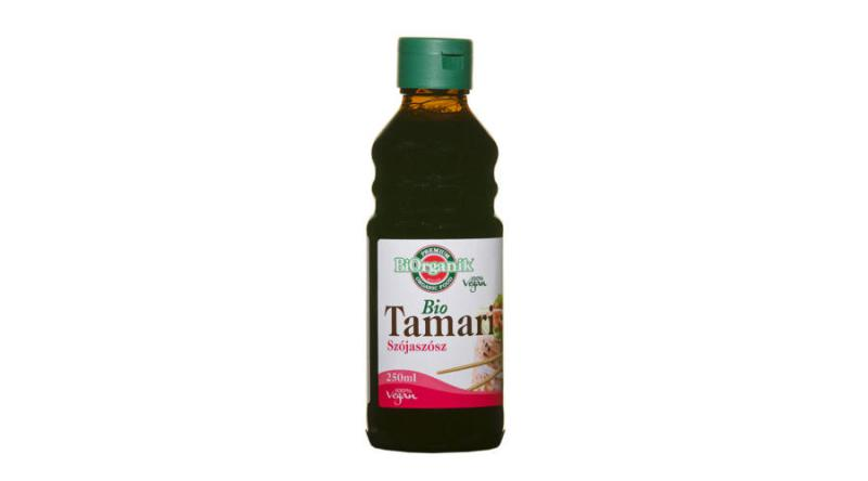 BiOrganik BIO gluténmentes tamari (szójaszósz) 250ml