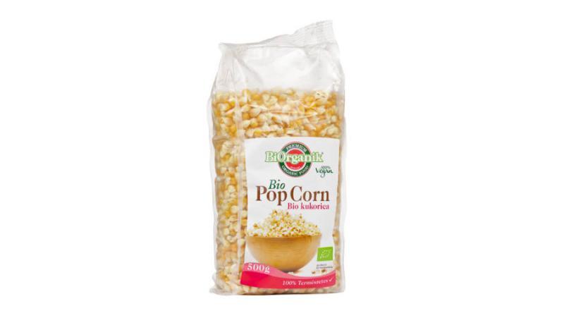 BiOrganik BIO popcorn 500g