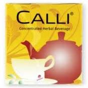 Calli tea fahéjas - 60 db