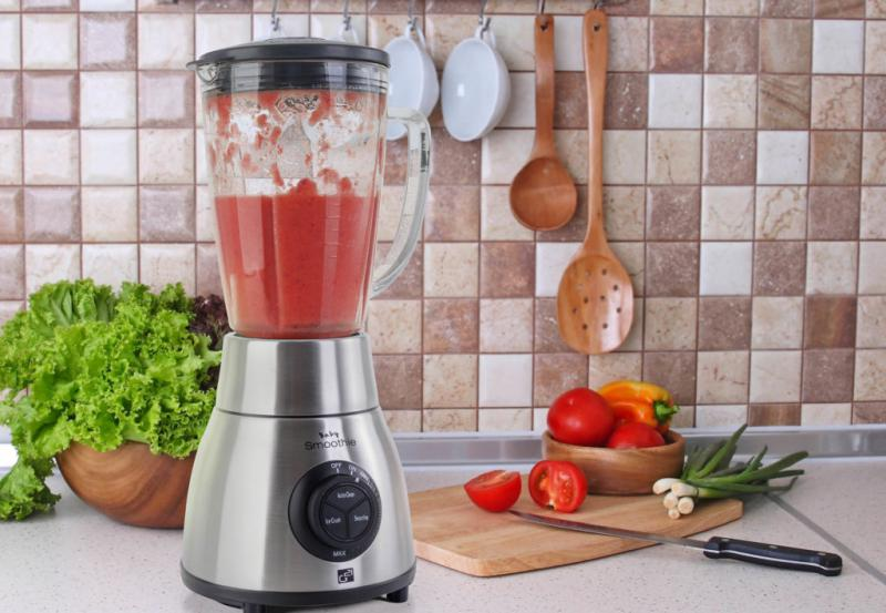 G21 Baby smoothie turmixgép, Stainless Steel