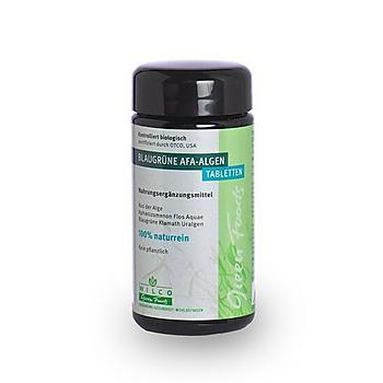 Kékzöld alga tabletta üveges 150db/60g