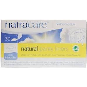 Natracare tisztasági betét lélegző - 30db