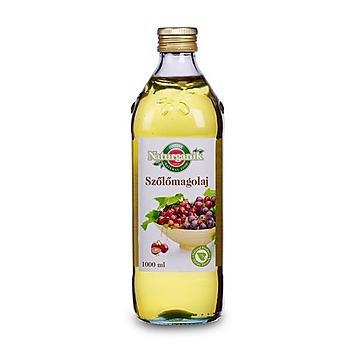 Naturganik szőlőmagolaj - 1liter