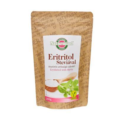 Naturmind eritritol-stevia 250g  5x erősségű