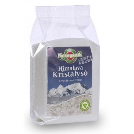 Naturmind Himalaya só, finom fehér 500g