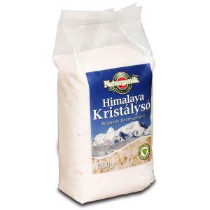Naturmind Natúr Himalaya só, finom rózsaszín 1kg