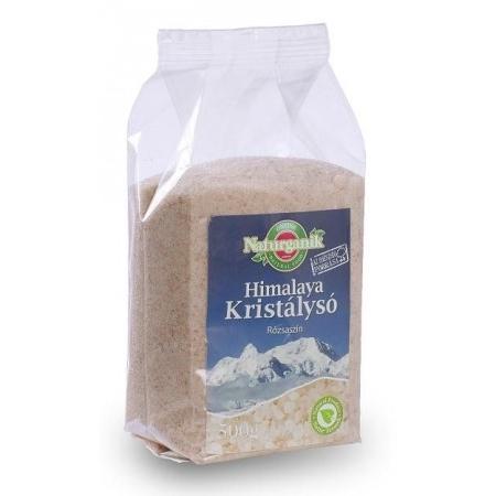 Naturmind Natúr Himalaya só, finom rózsaszín 500g
