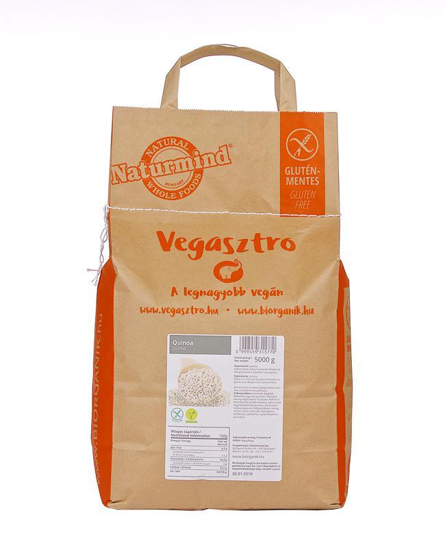 Naturmind quinoa 5000g VEGASZTRO
