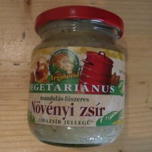 Növényi zsír libazsír ízű - 180g