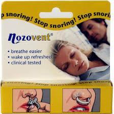 Nozovent légzéskönnyítő horkolás ellen