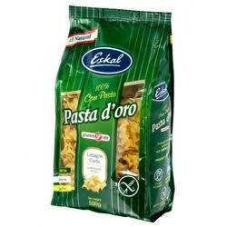 Pasta d'Oro kukoricatészta fodros nagykocka - 500g