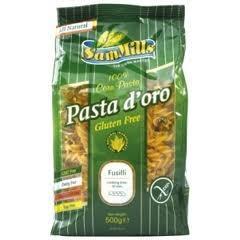 Pasta d'Oro kukoricatészta fusilli - 500g