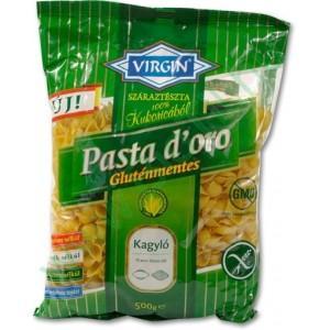 Pasta d'Oro kukoricatészta kagyló - 500g