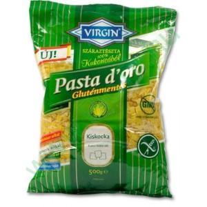 Pasta d'Oro kukoricatészta kiskocka - 500g