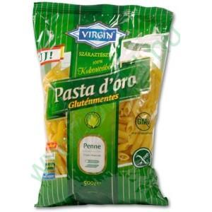 Pasta d'Oro kukoricatészta penne - 500g