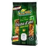 Pasta d'Oro kukoricatészta szarvacska - 500g
