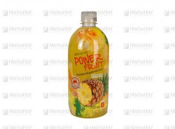 Power fruit steviás ananász ital 750ml