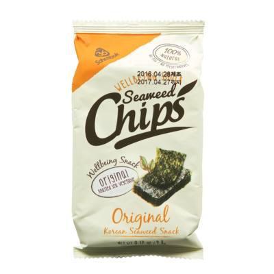 Seaweed Chips algachips natúr 4,8g