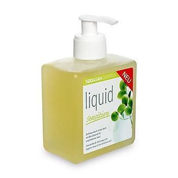 SODASAN BIO folyékony szappan pumpás sensitiv 300ml