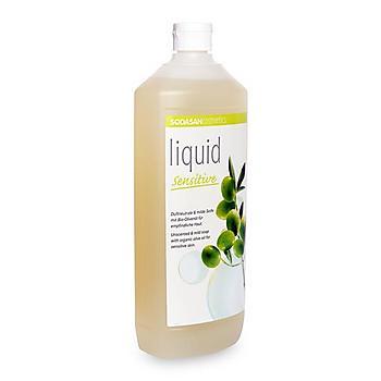 SODASAN BIO folyékony szappan sensitiv 1000ml