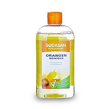 SODASAN ÖKO folyékony mosogatószer balzsam narancs 500ml