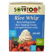 Soyatoo rizs habtejszín felverhető - 300ml