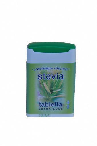 STEVIA TABLETTA 100DB
