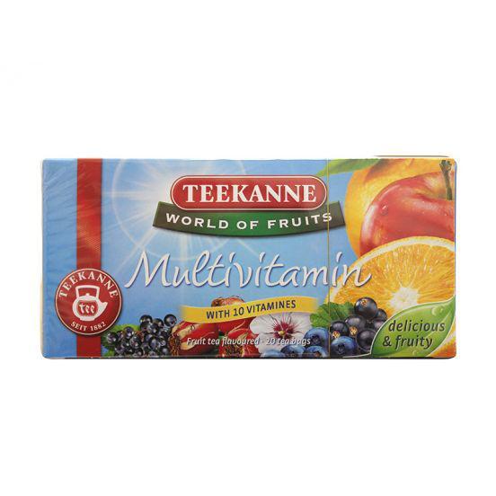 TEEKANNE MULTIVITAMIN FILTERES TEA 20DB